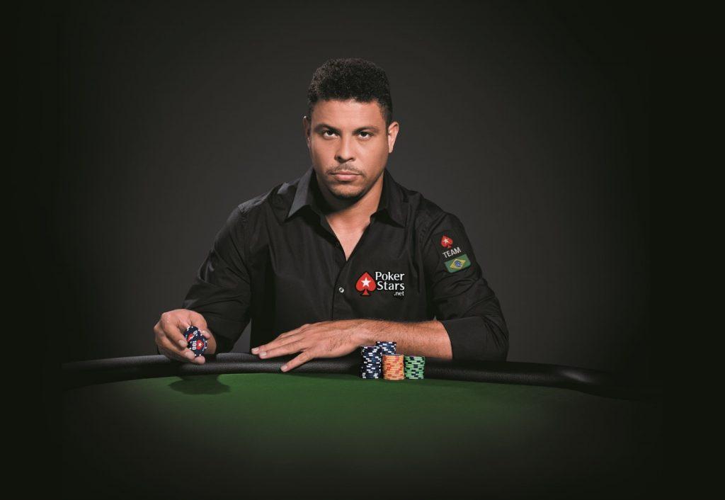 ronaldo poker stars