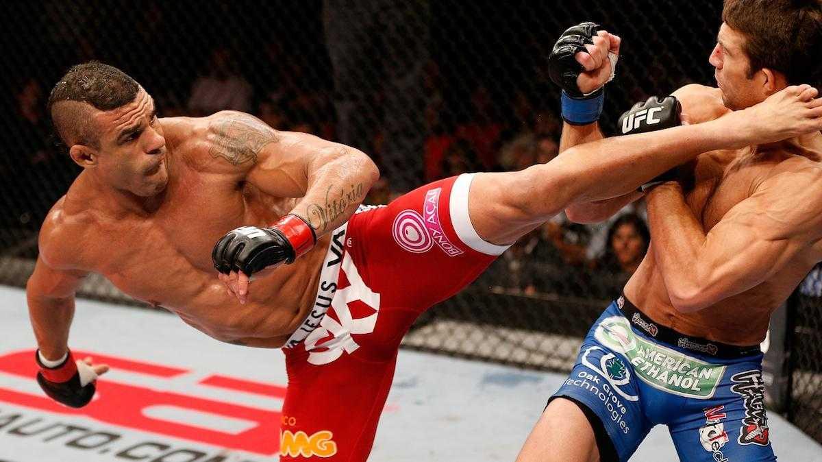 Apostas em UFC - 7 Melhores Sites para Fazer Apostas em UFC