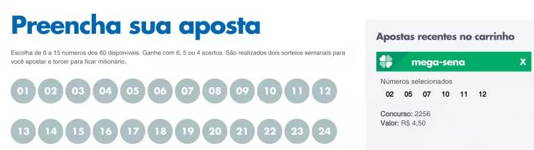 como apostar loteria online