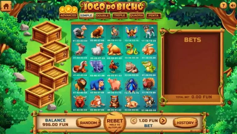 jogo do bicho online gratis