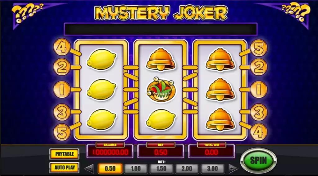 slot mystery joker
