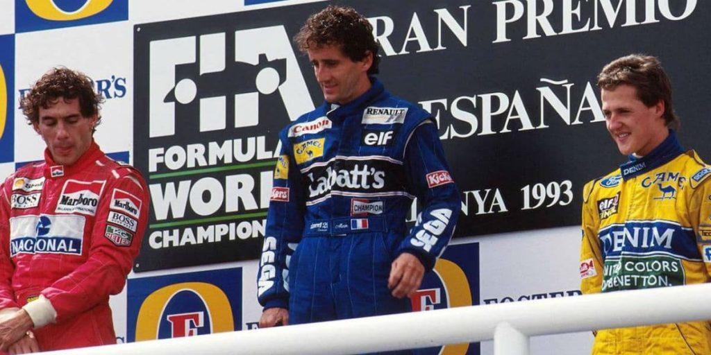apostar no podio da f1