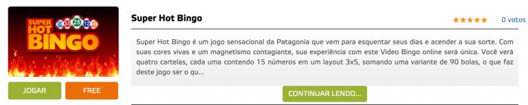 bingo gratis betmotion