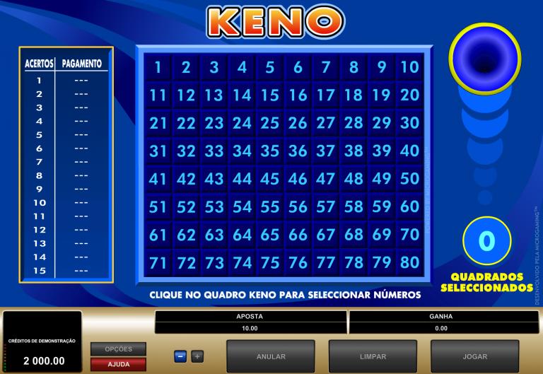 keno online betmotion