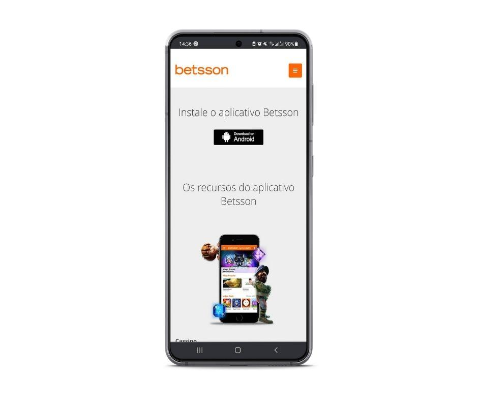 Como baixar Betsson App para Android