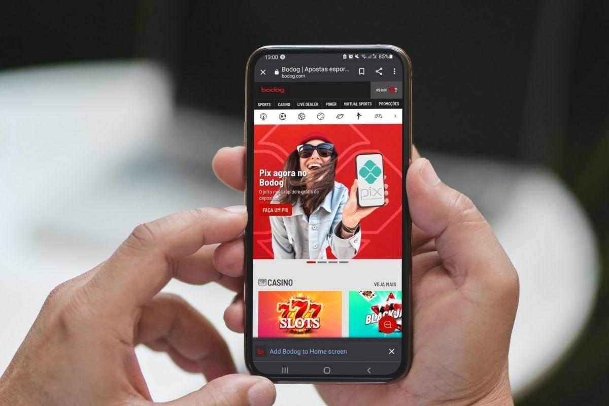 Bodog App – Como Baixar Bodog App para Android e iOS?