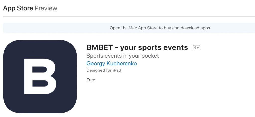 betmaster app ios